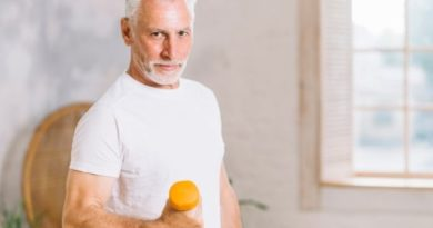 Can remain fit daily even at the age of 70: Study