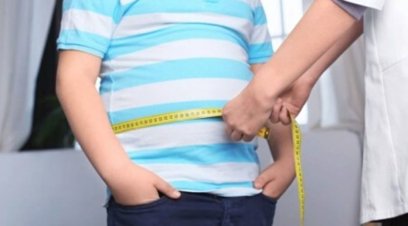 loss of memory in children due to weight gain